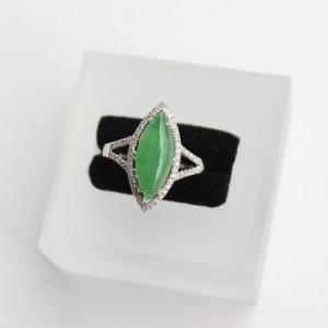 绿翡手链戒指一套、可拆单
