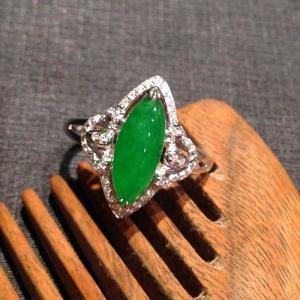 免费领钱100元微信红包满绿随形戒指