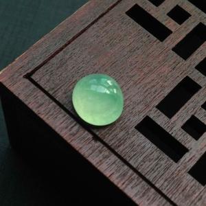 缅甸天然翡翠 免费领钱100元微信红包带绿蛋面